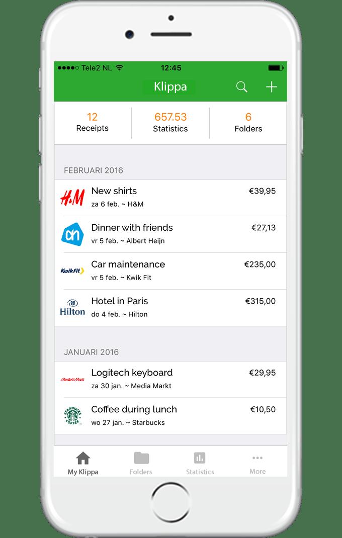 Declaratie App