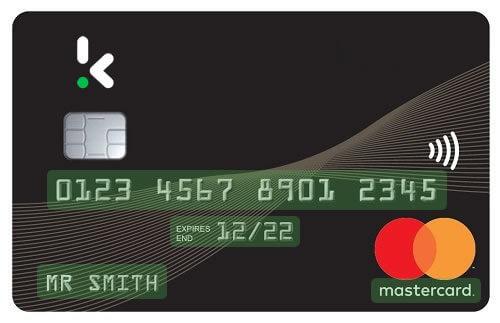Credit card OCR by Klippa